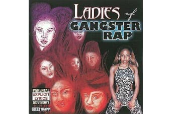 Various - Ladies of Gangster Rap BRAND NEW SEALED MUSIC ALBUM CD - AU STOCK
