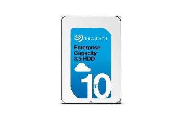 SEAGATE HELIUM ENT CAP 10TB 3.5IN SATA 6GB/S 7200RPM 256MB CACHE 512E NO ENCRYTION HDD