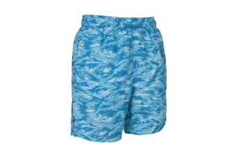 Trespass Mens Rockmover Swimming Shorts/Trunks (Peacock)