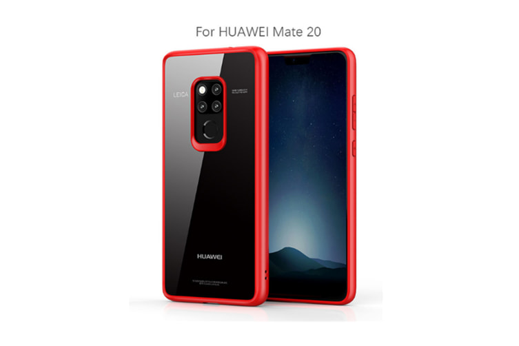 Tpu Skin Protective Phone Case Cover Compatible For Huawei Smartphone Red Huawei Mate 20