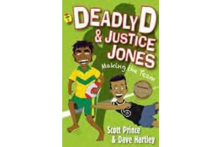 Deadly D and Justice Jones - Making the Team