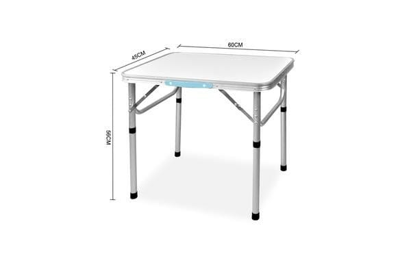 Picnic Party Camping Portable Folding Aluminum Table