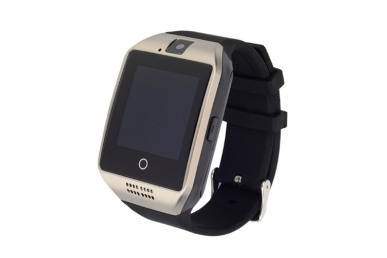 Smart Watch For Android Phones,Bluetooth Watch Phone With Sim Card Slot Watch Cell Phone Silver