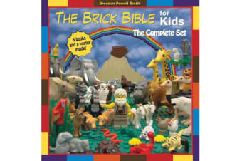 The Brick Bible for Kids Box Set - The Complete Set