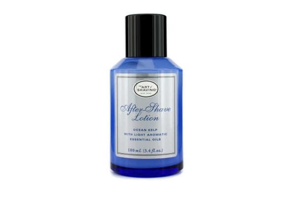 The Art Of Shaving After Shave Lotion Alcohol Free - Ocean Kelp (100ml/3.4oz)