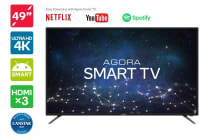 "​Kogan 49"" Agora Smart 4K LED TV (Series 8 KU8000)"