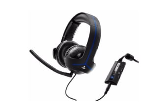 Thrustmaster Y-300P Officially Licensed PlayStation Headset for PS3 & PS4 - TM-4160596