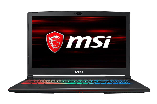 "MSI 15.6"" GP63 Leopard 8RE FHD Core i7-8750H GTX1060 6GB 1TB HDD 256GB SSD 16GB RAM Gaming Notebook (8RE-094AU)"
