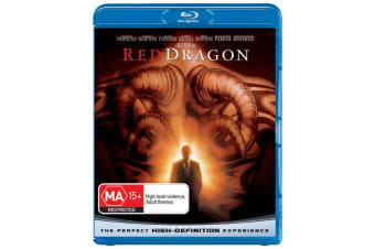 Red Dragon Blu-ray Region B