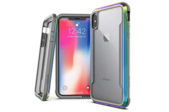 X-Doria Defense Drop Case Protection Cover Protect for Apple iPhone XS Max Irid