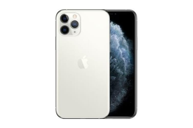 Brand New Apple iPhone 11 Pro 256GB 4G LTE Silver (12MTH AU WTY)