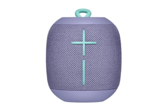 Ultimate Ears WONDERBOOM Portable Bluetooth Speaker (Lilac)