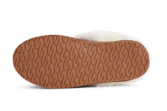 Outback Ugg Slippers - Premium Sheepskin (Chestnut, 10M / 11W US)