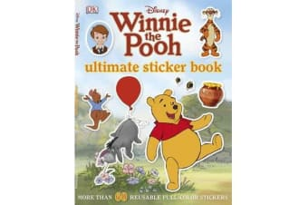 Ultimate Sticker Book - Winnie the Pooh