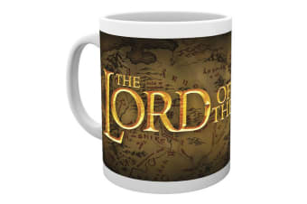 The Lord Of The Rings Ceramic Mug (Multicolour) (One Size)