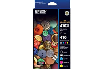 Epson 410XL + 410 ST VP410XL - Black + Colour