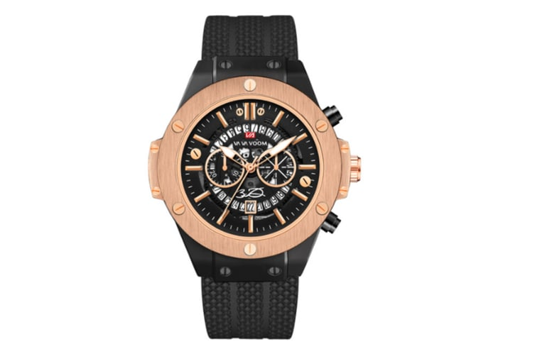 Select Mall Big Face Military Tactical Watch Black Mens Outdoor Sport Wrist Watch Large Analog Digital Watch for Men-3