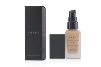 THREE Angelic Complexion Primer SPF22 - # 02 Just Peachy 30g
