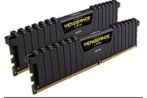 Corsair 8GB (2x4GB) DDR4 2133MHz Vengeance LPX Black