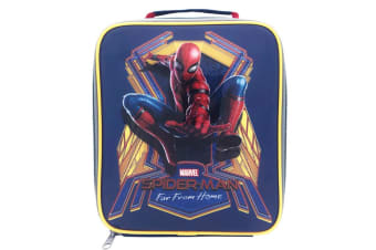 Spider-Man Lunch Bag (Multicoloured)