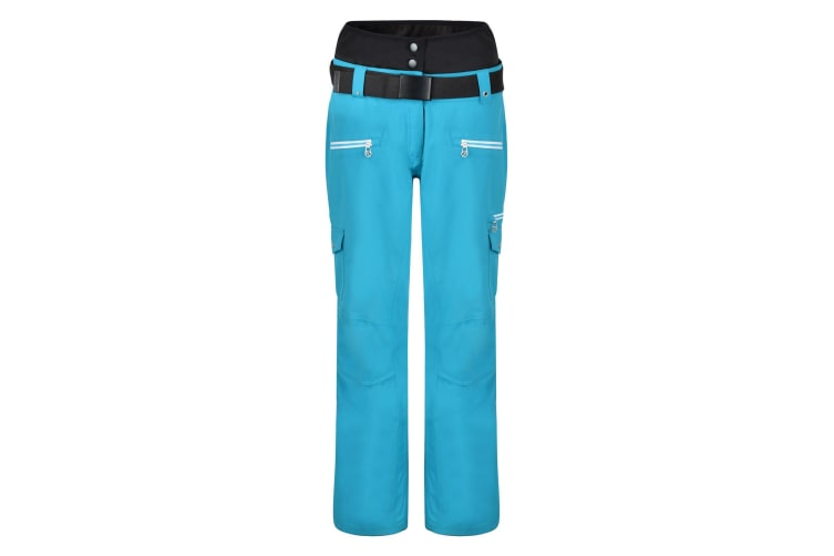 Dare 2B Womens Liberty Ski Trousers (Fresh Water Blue) (6 UK)