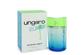 Ungaro Ungaro Power Eau De Toilette Spray 90ml/3oz