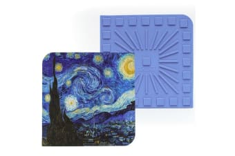 Modgy Starry Night Silicone Trivet