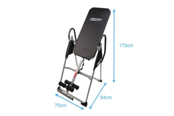 GENKI Adjustable Inversion Table Bad Posture Correction With Washable Nylon Mat