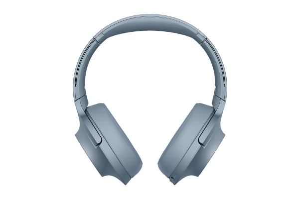Sony h.ear on 2 Wireless Noise Cancelling Headphones - Blue (WHH900NL)