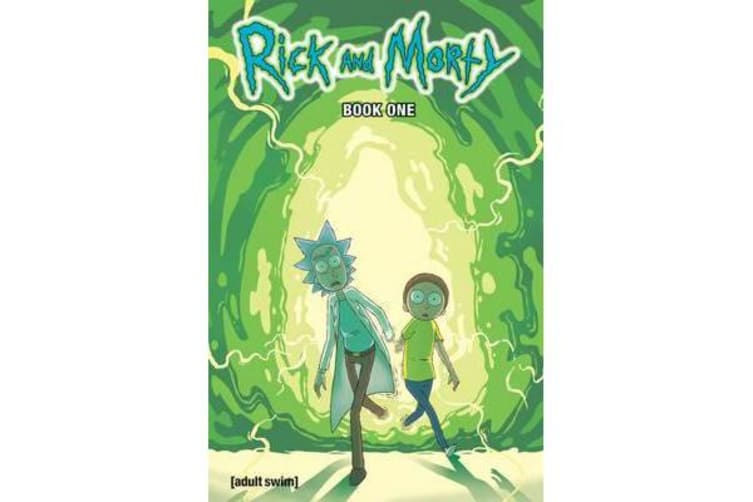 Rick and Morty Book One - Deluxe Edition