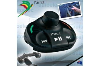 PARROT MKi9000 V3.0 BLUETOOTH HANDSFREE STEREO CAR KIT PHONE TEXT MUSIC WIRELESS