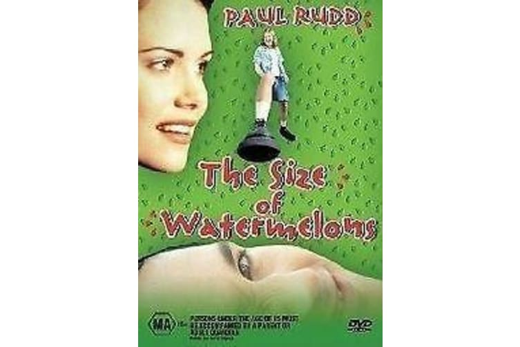 The Size Of Watermelons -Comedy Rare- Aus Stock DVD PREOWNED: DISC LIKE NEW