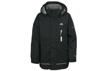 Trespass Childrens/Kids Prime 3-In-1 Jacket (Black) (3/4 Years)