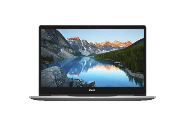 "Dell Inspiron 15 7573 15.6"" Convertible 2-in-1 Touch Screen Laptop (i7-8550U, 16GB RAM, 512GB SSD, Gray) - Certified Refurbished"