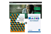 Value Pack Teaching Primary Mathematics + MyLab Education with eText + Pearson Illustrated Maths Dictionary