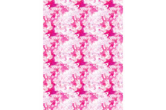 Simon Elvin 24 Sheets Designer Female Gift Wraps (Pink/White)