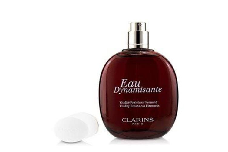 Clarins Eau Dynamisante Coffret: Fragrance Spray 100ml/3.3oz + Refillable Spray 10ml/0.3oz + Metal Box 2pcs+1box