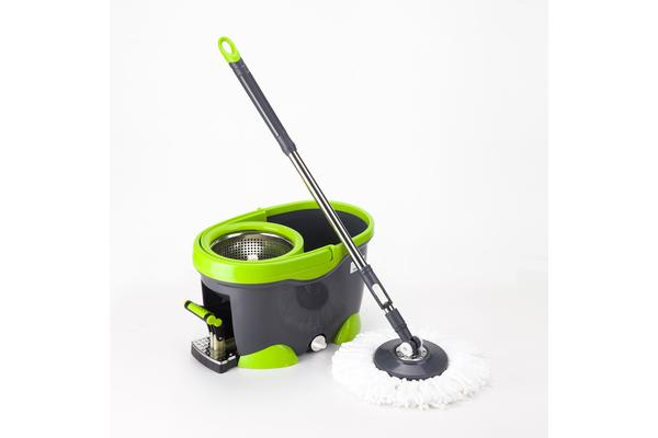 360 Degree Spinning Mop - GREEN