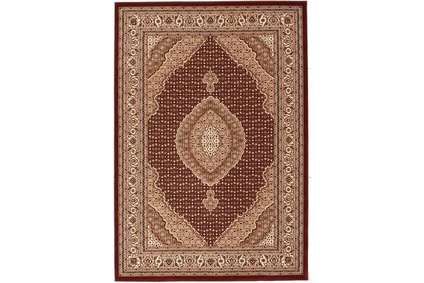 Stunning Formal Oriental Design Rug Red 290x200cm