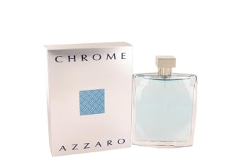 Azzaro Chrome Eau De Toilette Spray 200ml/6.8oz