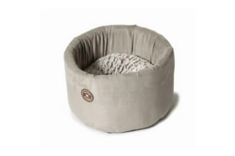 Danish Design Cosy Arctic Cat Bed (Grey)