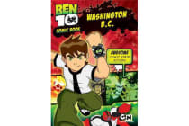 Ben 10 Comic Story Book - Washington B.C.