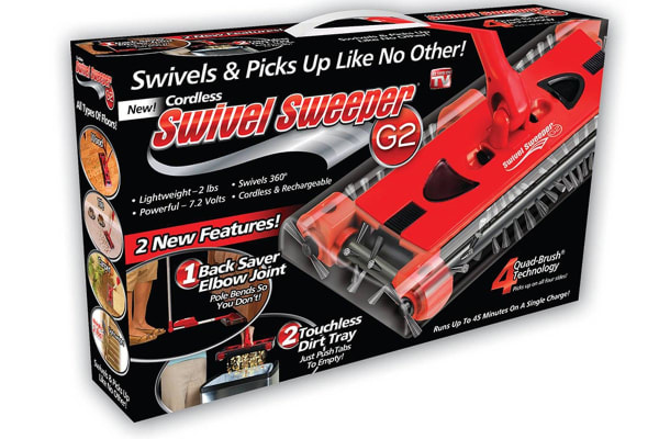 Swivel Sweeper G2 Floor Cleaner
