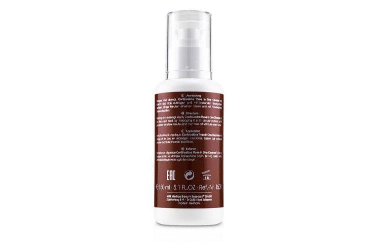 MBR Medical Beauty Research ContinueLine Med ContinueLine Three in One Cleanser 150ml/5.1oz