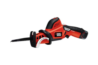 Black & Decker 10.8V Cordless Lithium Pruning Saw Kit