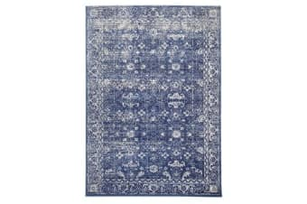 Oasis Navy Transitional Rug 290x200cm