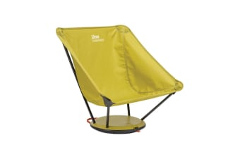 Thermarest Uno Chair Sleep Seating Citron