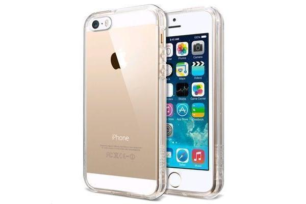 Spigen iPhone 5S/5 Ultra Hybrid Case Crystal Clear