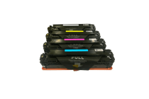 CB540 CART-316 Series Generic Toner Set