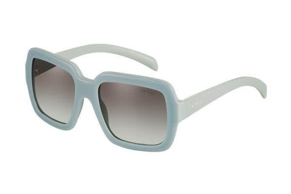 Prada PR07RS - Opal Dark Green (Grey Green Gradient lens) Womens Sunglasses